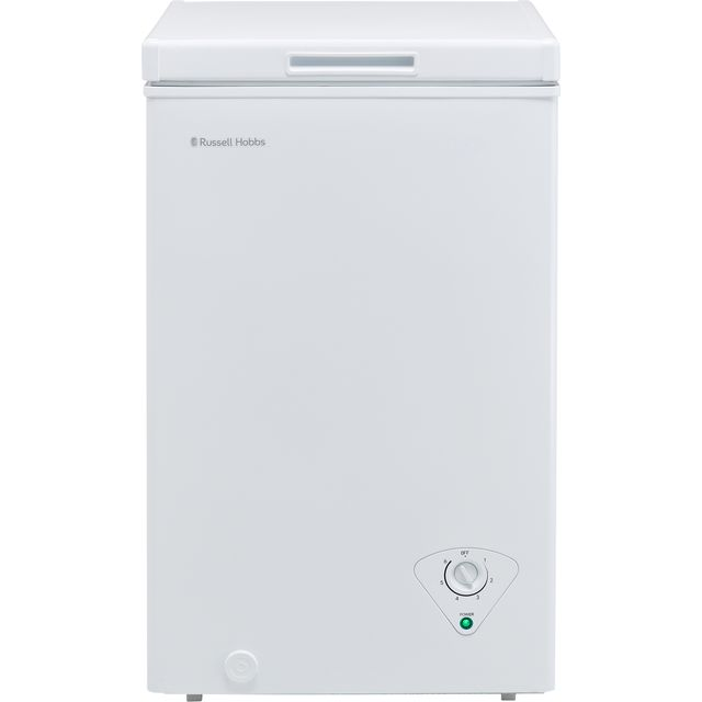Russell Hobbs RHCF60 Chest Freezer - White - A+ Rated
