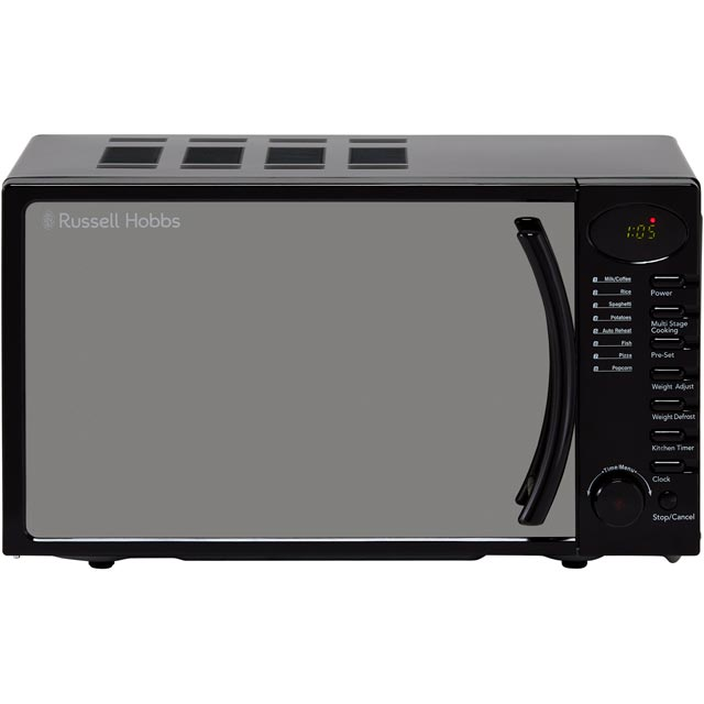 Russell Hobbs Microwaves Free Standing Microwave Oven review