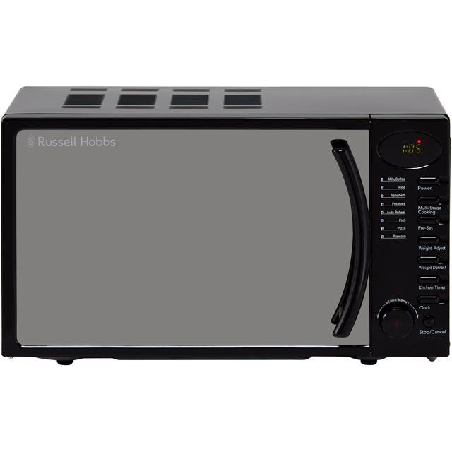Russell Hobbs RHM1714B 17 Litre Microwave - Black