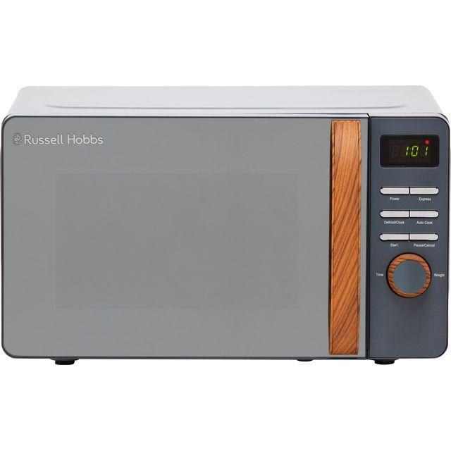 Russell Hobbs RHMD714G 17 Litre Microwave - Grey