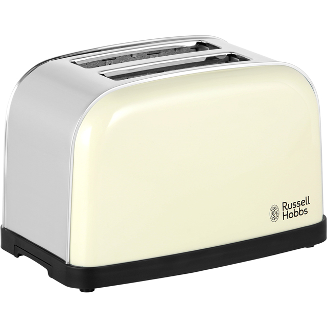 Russell Hobbs Dorchester 18783 2 Slice Toaster - Cream - 18783_CR - 1