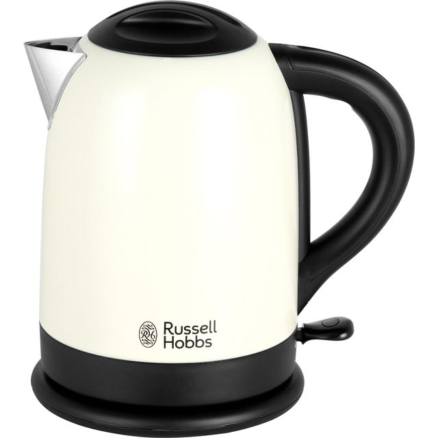 Russell Hobbs Dorchester Kettle - Cream