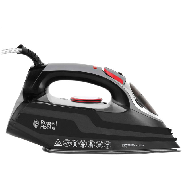 Russell Hobbs Power Steam Ultra Iron review