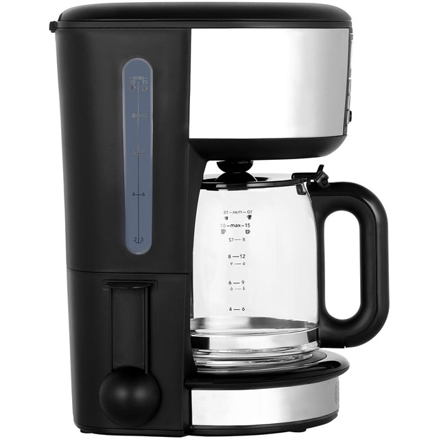 Russell Hobbs Buckingham 20680 Filter Coffee Machine With Timer Black