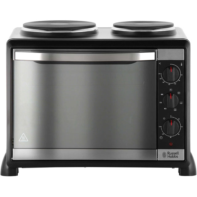 Russell Hobbs Mini Kitchen Mini Oven - Black