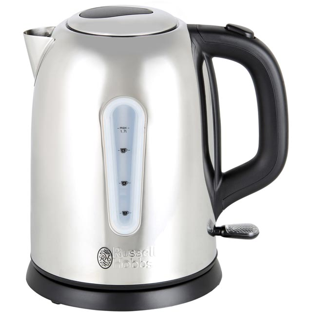 Russell Hobbs Coniston 23760 Kettle - Silver - 23760_SI - 1
