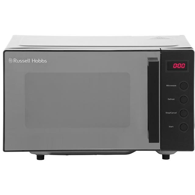 Russell Hobbs Microwaves RHEM1901B Free Standing Microwave Oven in Black