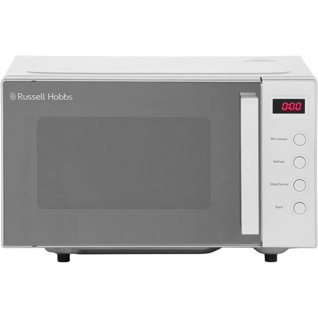 Russell Hobbs Microwaves RHEM1901S Free Standing Microwave Oven in Silver