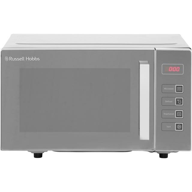 Russell Hobbs Microwaves RHEM2301S Free Standing Microwave Oven in Silver