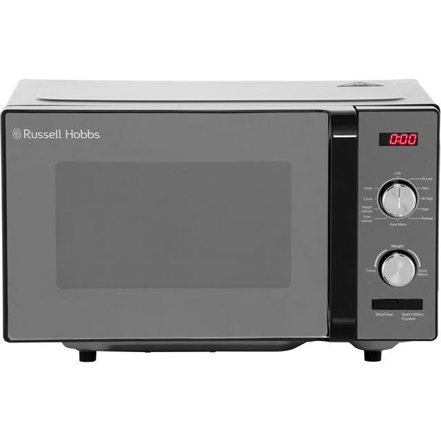 Russell Hobbs Microwaves RHFM2001B Free Standing Microwave Oven in Black