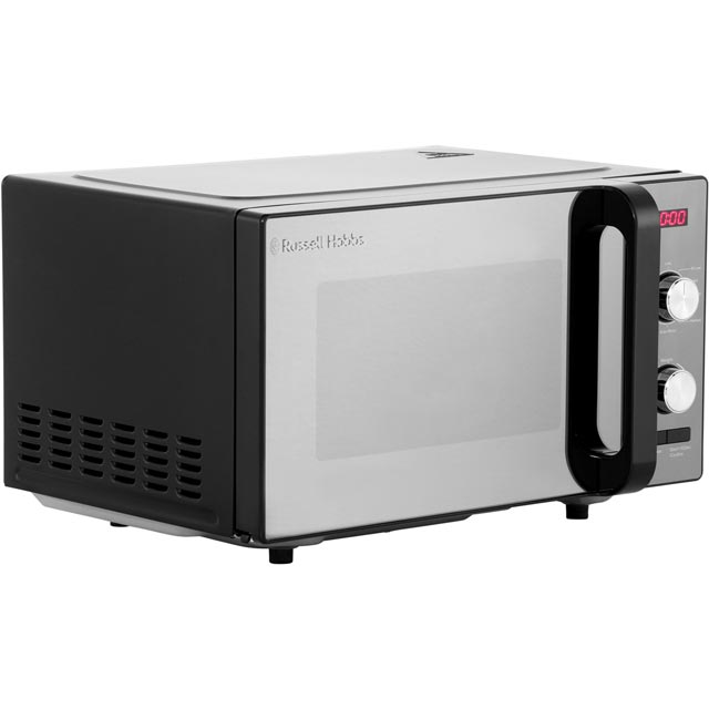 8dee1f2592ca ... Russell Hobbs RHFM2001S 19 Litre Microwave - Silver - RHFM2001S_SI - 2  ...