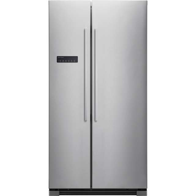 Fisher & Paykel Designer ActiveSmart RX628DX1 American Fridge Freezer - Stainless Steel - A+ Rated - RX628DX1_SS - 1