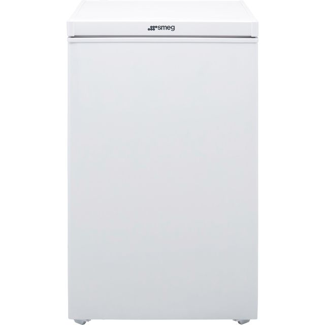 Smeg CO103F Chest Freezer - White - F Rated