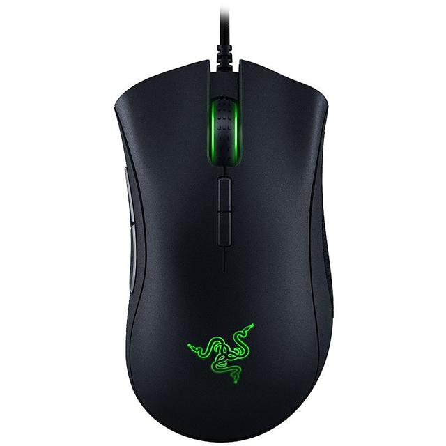 Razer DeathAdder Elite RZ01-02010100-R3G1 Gaming Mouse in Black
