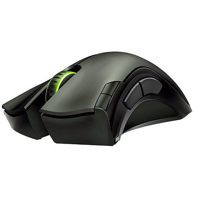 Razer Mamba Elite Wired USB Optical Mouse - Black - RZ01-02560100-R3M1 - 1