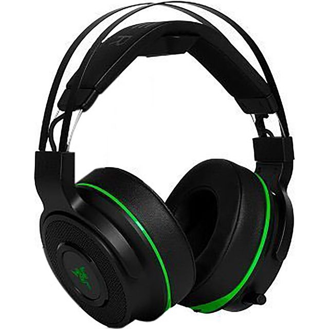 Razer Thresher For Xbox One Wireless Headset - Black / Green - RZ04-02240100-R3M1 - 1