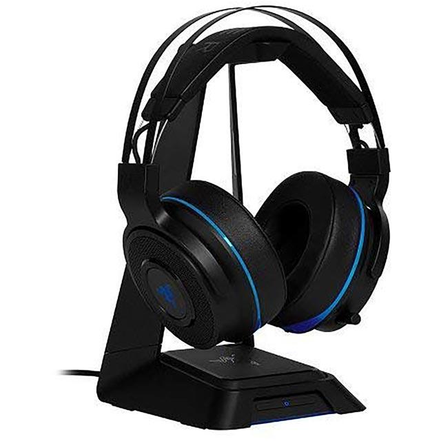 Razer RZ04-01590100-R3G1 Console Headset in Black / Blue