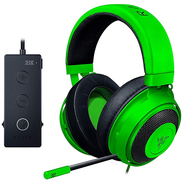 Razer Kraken Tournament Edition Gaming Headset - RZ04-02051100-R3M1 - 1
