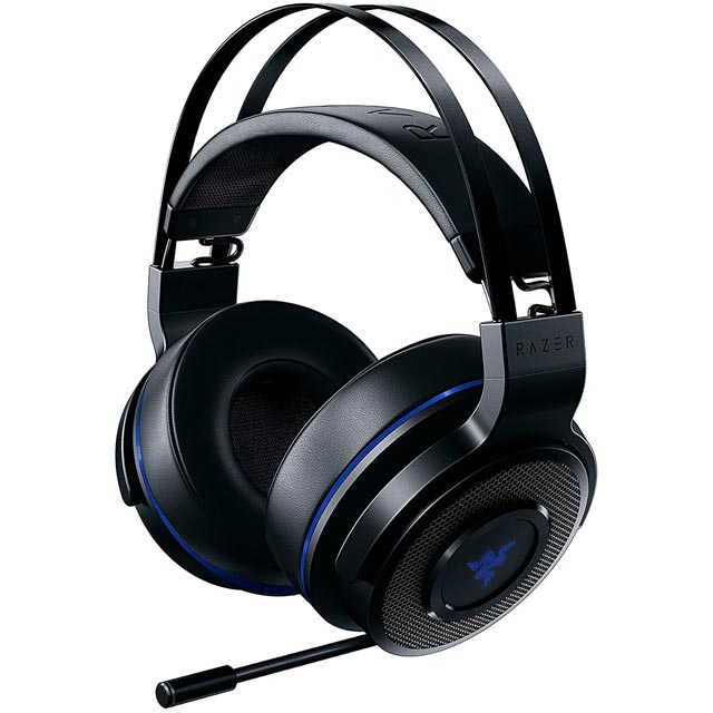 Razer RZ04-02230100-R3M1 Console Headset in Black / Blue