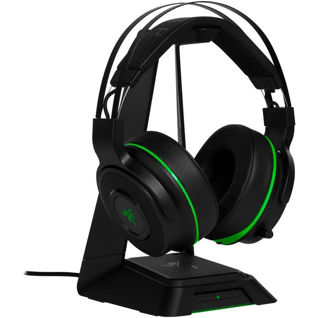 Razer Thresher For Xbox One Wireless Headset - Black / Green