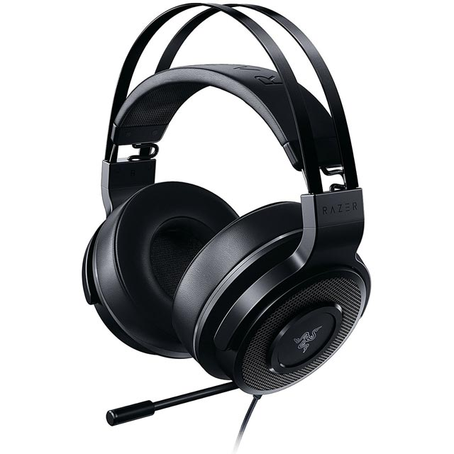 Razer Thresher Tournament Edition Wired Headset - Black