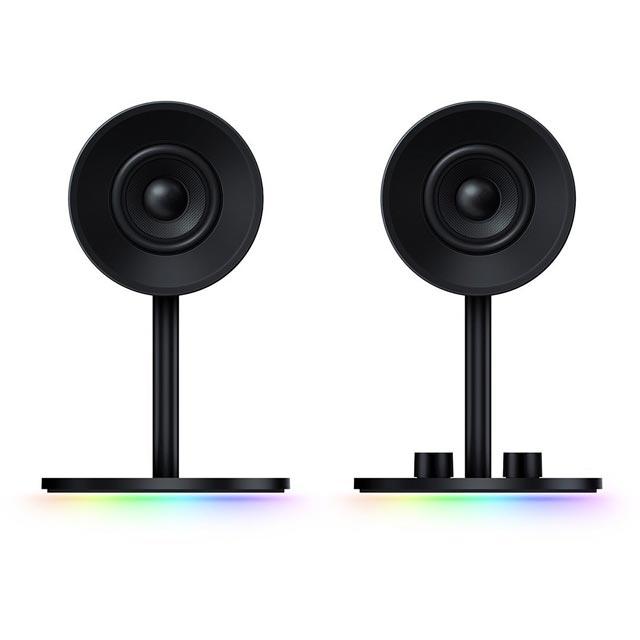 Razer Nommo Chroma Gaming RZ05-02460100-R3W1 Pc Speaker in Black