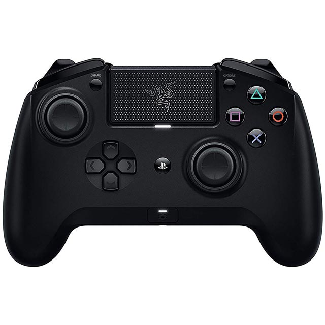 Razer Wireless Raiju Tournament Edition Gaming Controller - Black - RZ06-02610100-R3G1 - 1