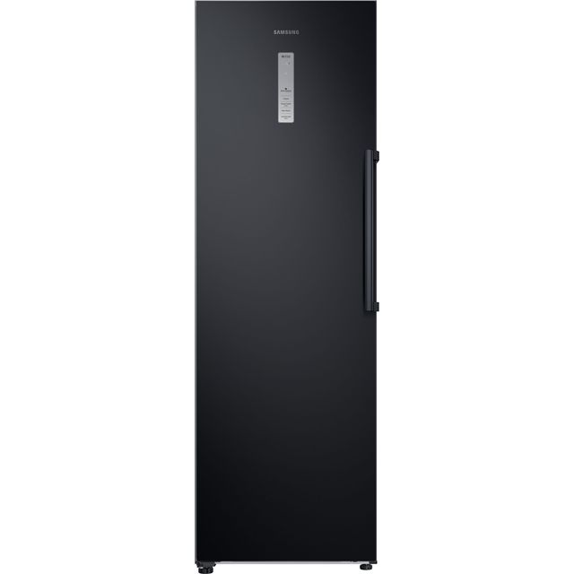 Samsung RR7000M RZ32M7120BC Frost Free Upright Freezer - Black - A+ Rated - RZ32M7120BC_BK - 1