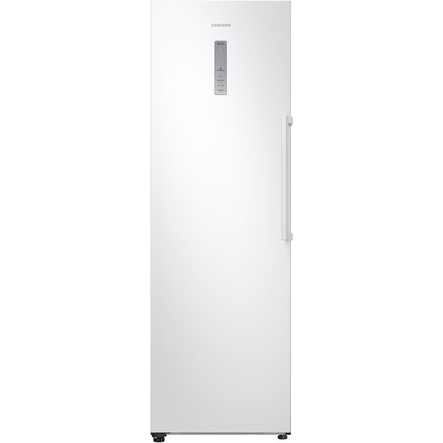Samsung RR7000M RZ32M7120WW Frost Free Upright Freezer - White - A+ Rated