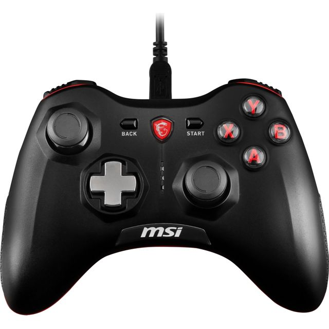 MSI Force GC20 Wired Computing Gaming Controller - S10-0400030-EC4 - 1