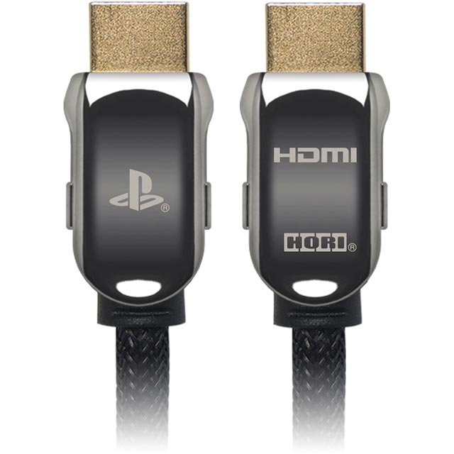Hori S10162369 Gaming Cable in Black