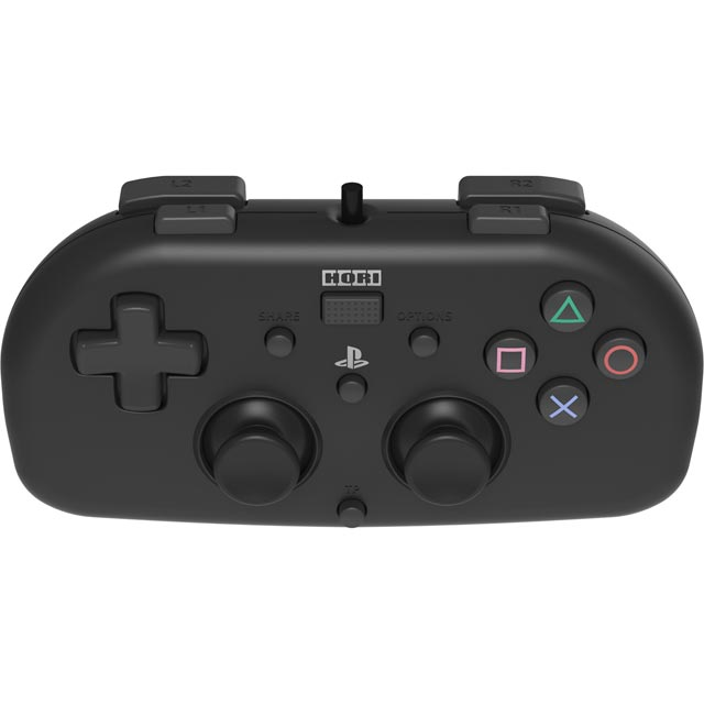 Hori Horipad Mini for PS4 - Black - S10173839 - 1