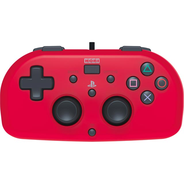 Hori Horipad Mini for PS4 - Red - S10173840 - 1