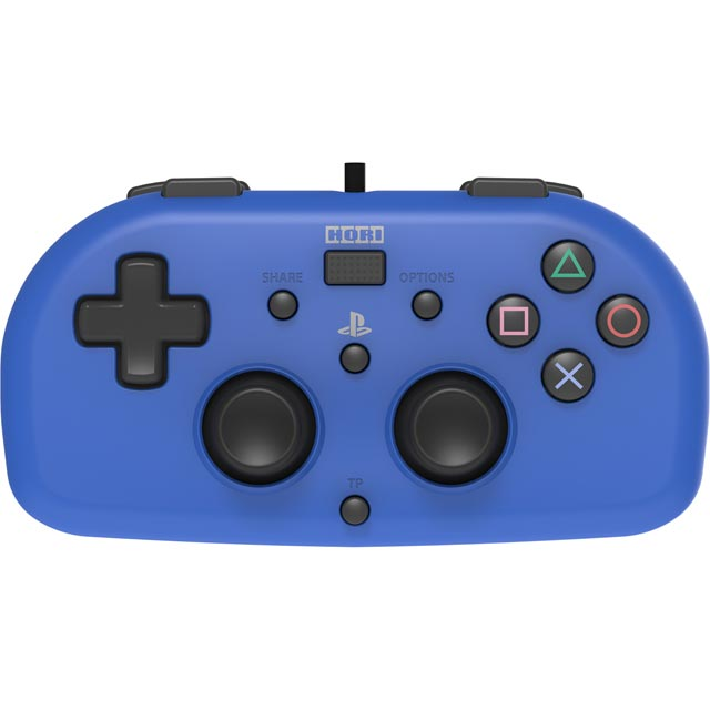 Hori Horipad Mini for PS4 - Blue - S10173841 - 1