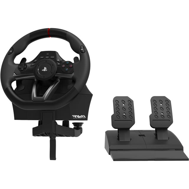 Hori S10182669 Console Steering Wheel in Black