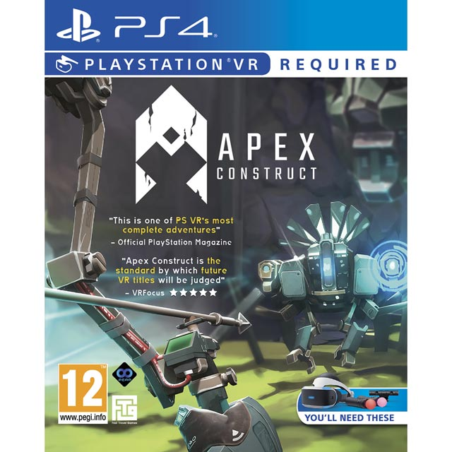 Apex Construct for Sony PlayStation