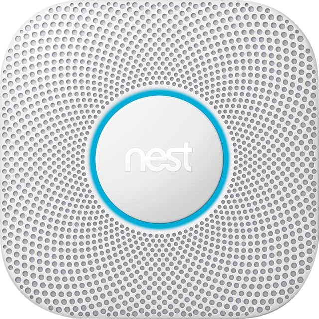 Nest Protect Smart Smoke and CO Alarm - Hard Wired