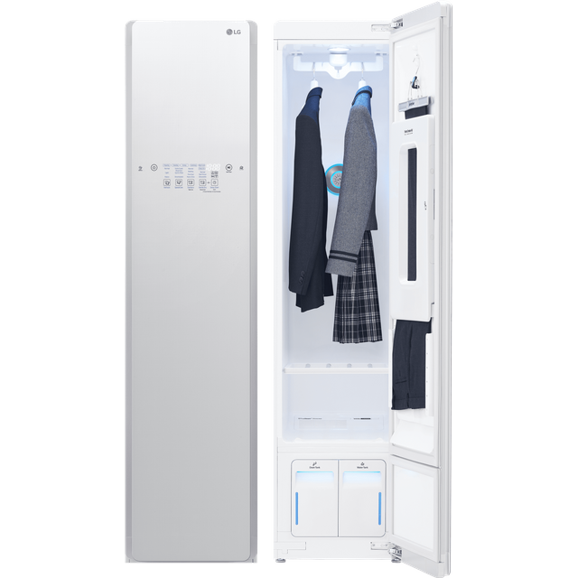 LG Styler S3WF Wifi Connected Steam Clothing Care System™ - White