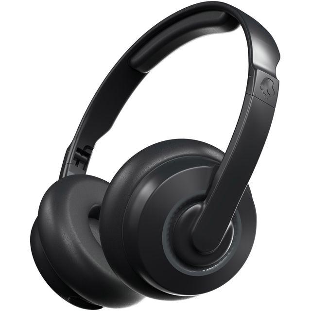 Skullcandy Cassette™ On-Ear Wireless Bluetooth Headphones - Black