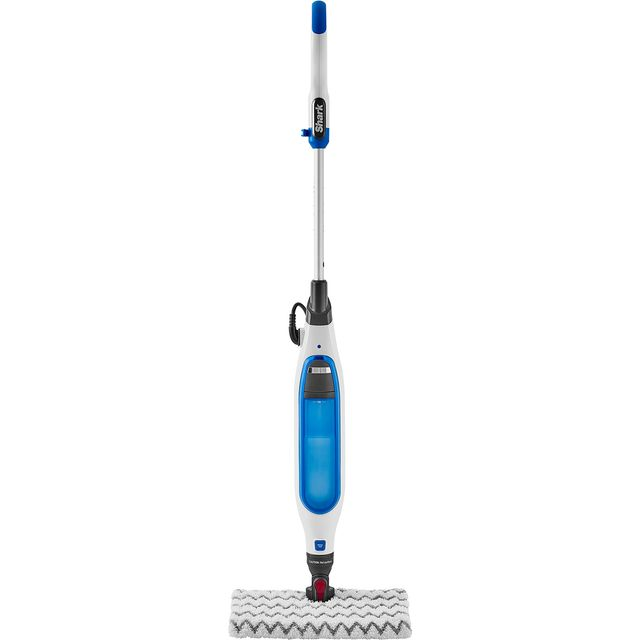 Shark Klik n' Flip S6001UK Steam Mop - White / Blue - S6001UK_WH - 1