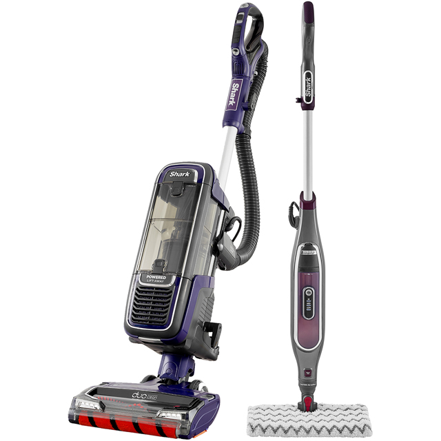 Shark True Pet XL Upright and Klik n' Flip Steam Mop S6003AX950UKT Upright Vacuum Cleaner - Grey - S6003AX950UKT_GYRG - 1