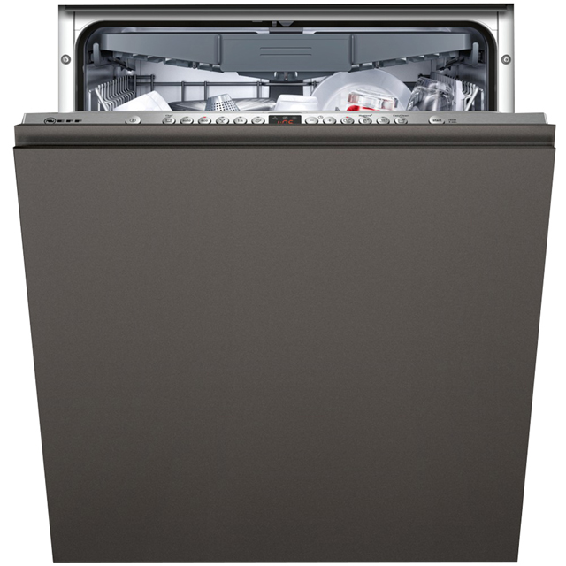 NEFF N50 Integrated Dishwasher in Stainless Steel