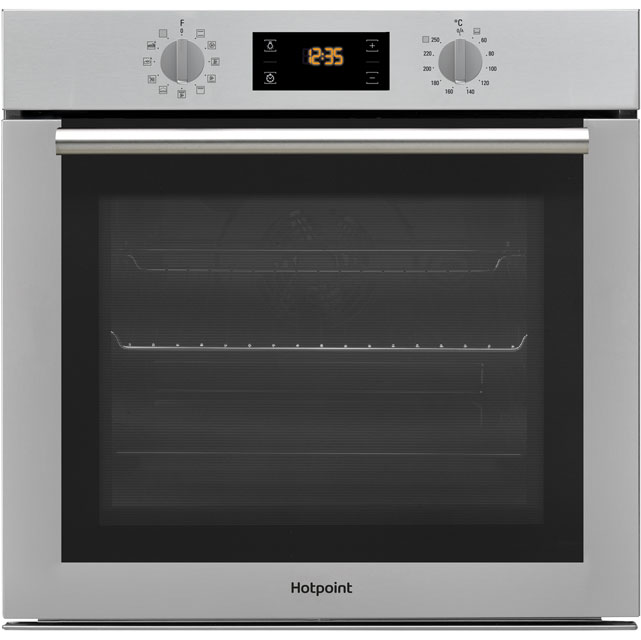 Hotpoint SA4844PIX Built In Electric Single Oven