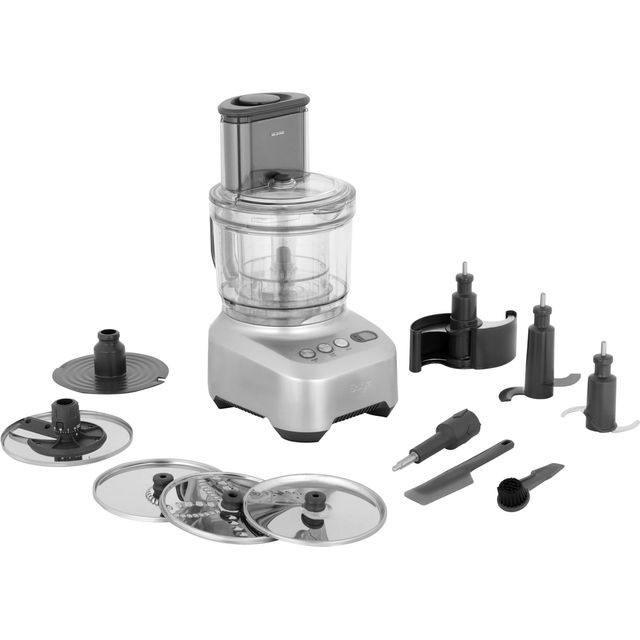Sage The Kitchen Wizz Pro BFP800UK Food Processor With 8 Accessories - Die Cast Metal - BFP800UK_SS - 1