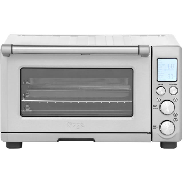 Sage The Smart Oven Pro BOV820BSS Mini Oven - Stainless Steel - BOV820BSS_SS - 1
