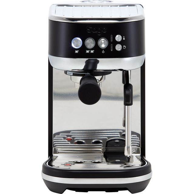 Sage The Bambino Plus SES500BTR Espresso Coffee Machine - Black Truffle