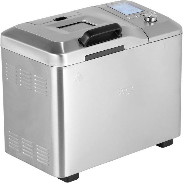 Sage The Custom Loaf Pro Bread Maker - Stainless Steel