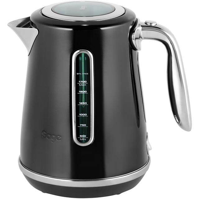 Sage Luxe Kettle - Black