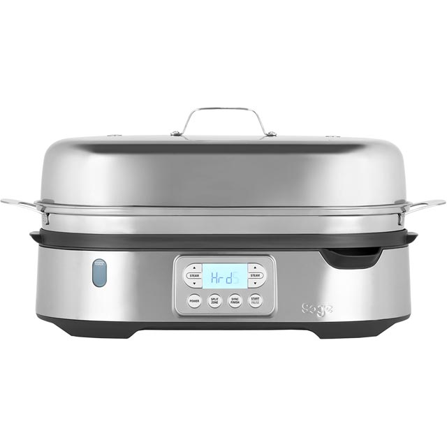 Sage The Steam Zone SFS800BSS Steamer - Stainless Steel - SFS800BSS_SS - 1