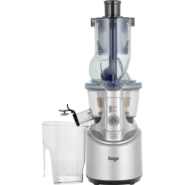 Sage The Big Squeeze SJS700SIL Masticating Juicer - Silver - SJS700SIL_SI - 1
